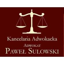 Kancelaria Adwokacka adw. Paweł Sulowski