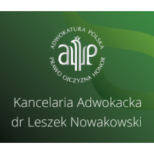 Kancelaria Adwokacka dr Leszek Nowakowski