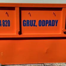 Wynajem kontenerów, wywóz odpadów i transport Marzena Węklar