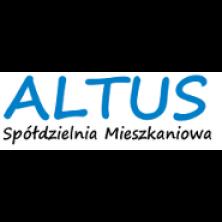 """Spółdzielnia Mieszkaniowa """"Altus"""""""