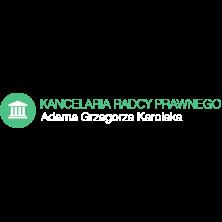 KANCELARIA RADCY PRAWNEGO Adama Grzegorza Karolaka