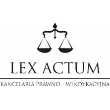 Kancelaria Prawno-Windykacyjna Lex Actum Tomasz Węgrzecki
