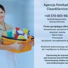 Clain&Service Wioleta Opolska Sprzątanie