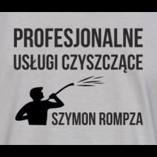 Profesjonalne Usługi SZYMON ROMPZA