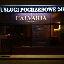 Dom Pogrzebowy Calvaria Warszawa