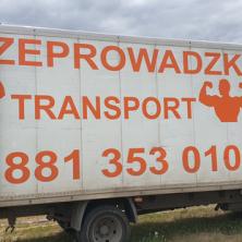 Transport-Przeprowadzki - Małgorzata Koprucka